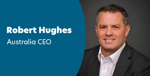 Robert Hughes - Chief Executive Officer,  Australia