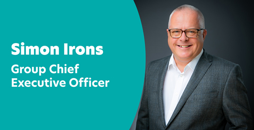 Simon Irons - Group Chief Executive Officer